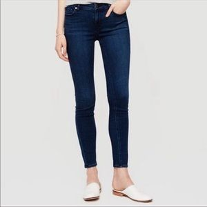 "Lou & Grey Jeans - •new• Lou & Grey Dark Wash ""The Skinny"" Jeans"